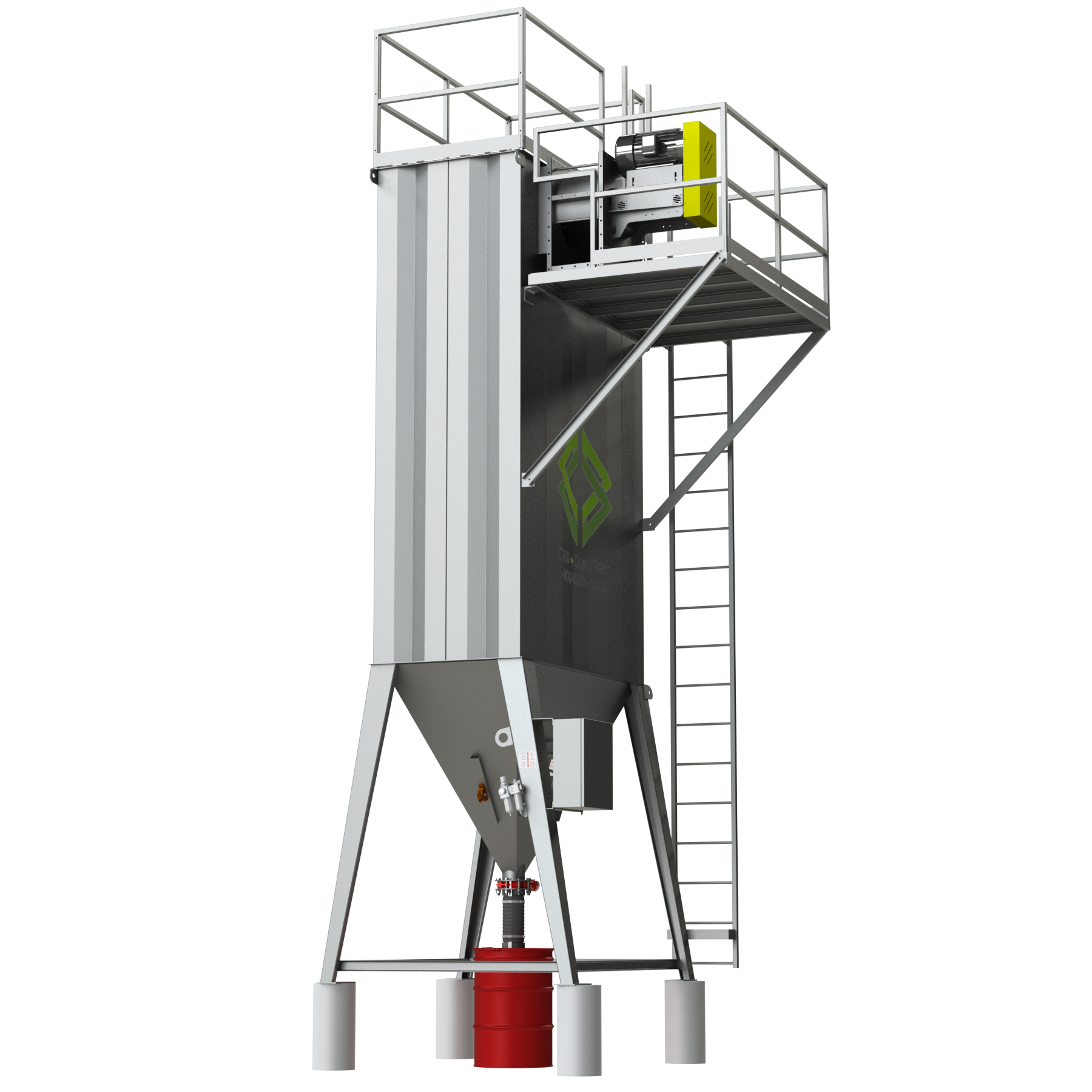 Cement Production Dust Collector