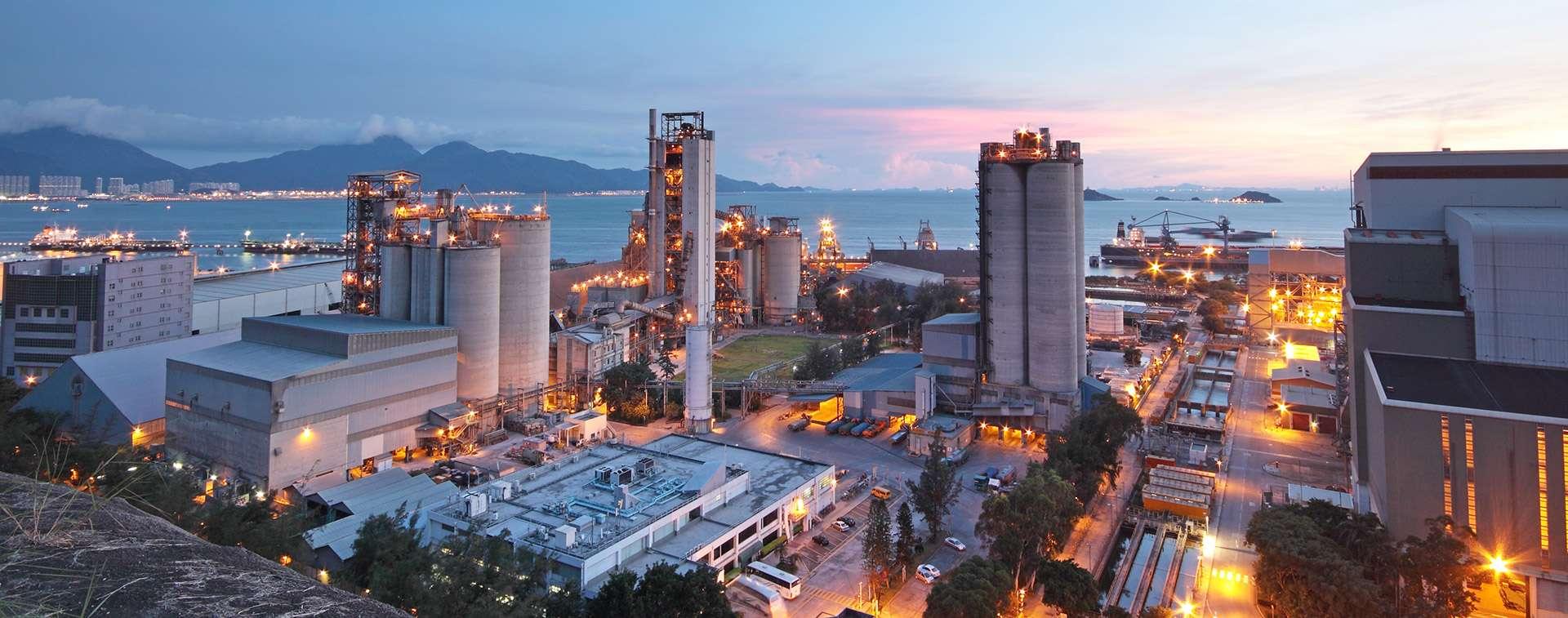 Cement Production Markets