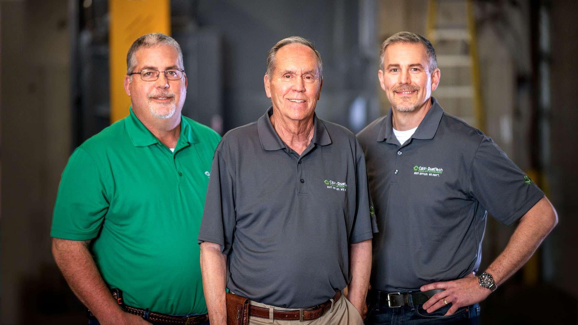 C&W DustTech Leadership