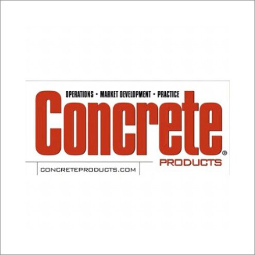 Concrete Products Logo